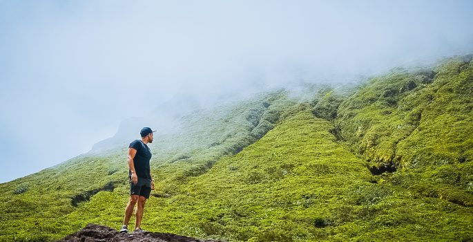 Guadeloupe randonnée volcan Soufrière 4